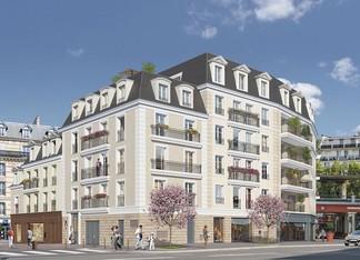 Appartement de la résidence 3 rue Saint-Denis à Colombes