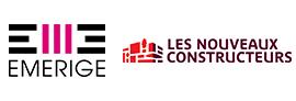 Logos Emerige et LNC