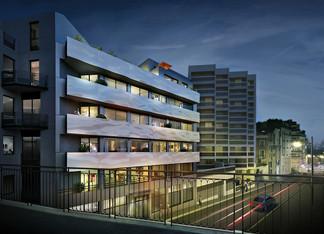 Appartements neufs rue de Crimée, près de Botzaris et des Buttes Chaumont