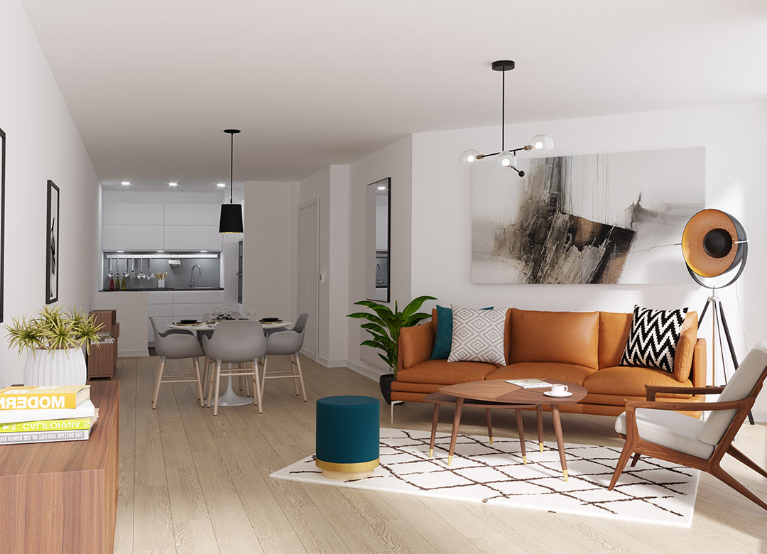 ide amnagement appartement 30m2 awesome superior amenager. Black Bedroom Furniture Sets. Home Design Ideas