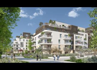 """Résidence neuve """"Rue des Bons Raisins"""" à Rueil-Malmaison"""