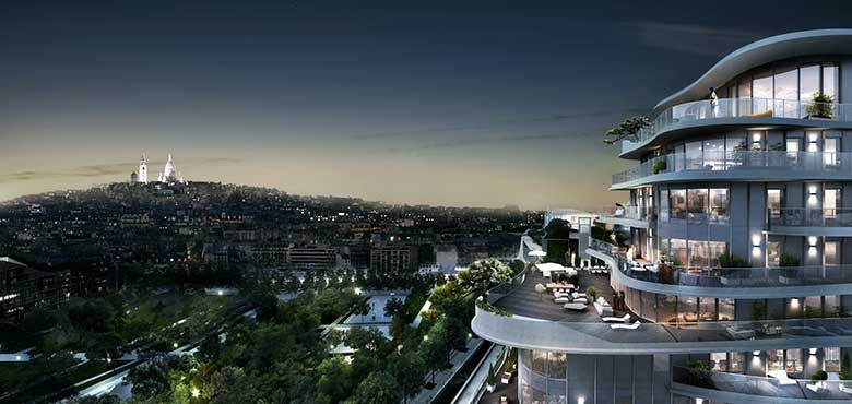 UNIC par Ma Yansong, un projet immobilier signé EMERIGE