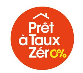 Logo du Prêt à Taux Zéro / PTZ
