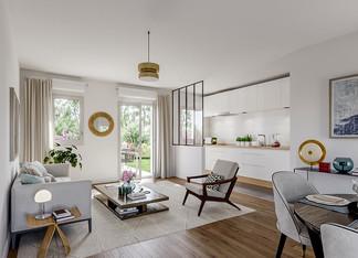 Appartement neuf en vente à Villiers-sur-Marne